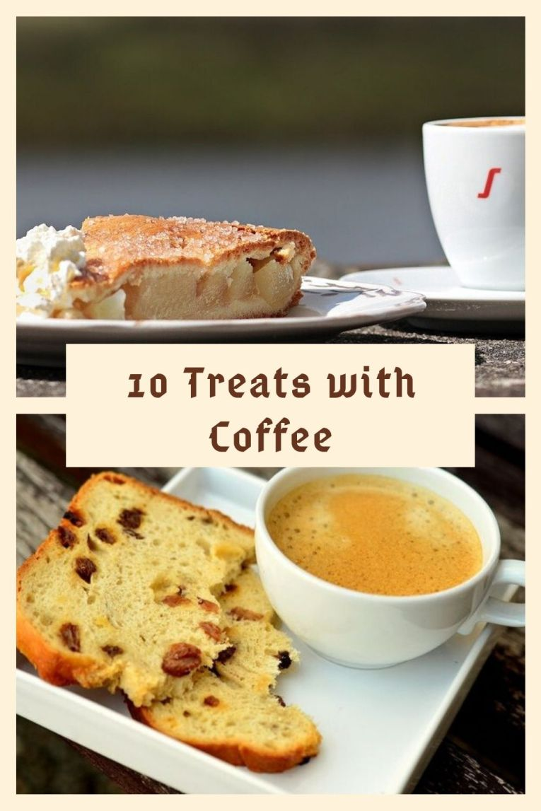 Best 10  t r eats with coffee