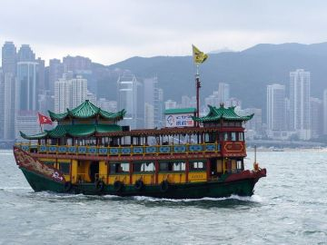 Hong kong destination for honeymoon