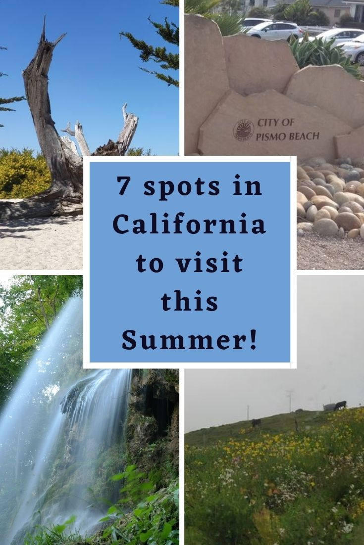 Best spots to visit in California this summer