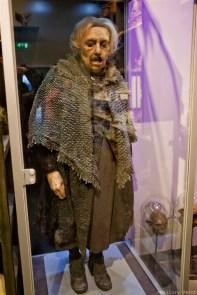 Eh ben Bathilda ? Fais pas la gueule !