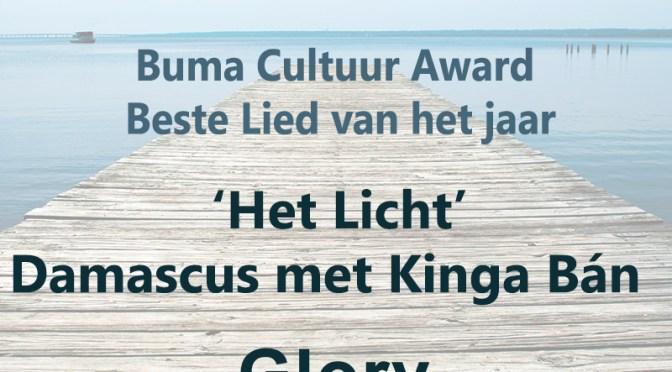 Zilveren Duif Awards  'Lied van het jaar' Damascus & Kinga Bán