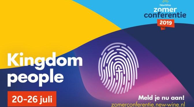 New Wine Zomerconferentie 2019