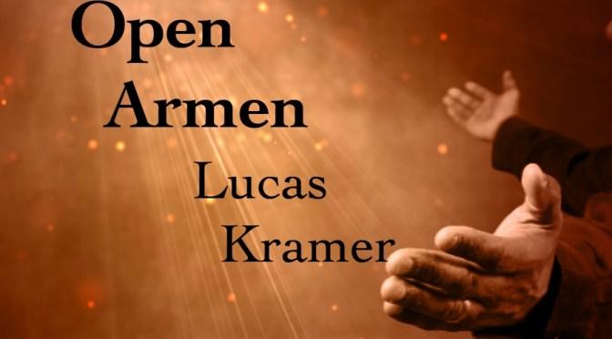 Lucas Kramer – nieuw album 'Open Armen'