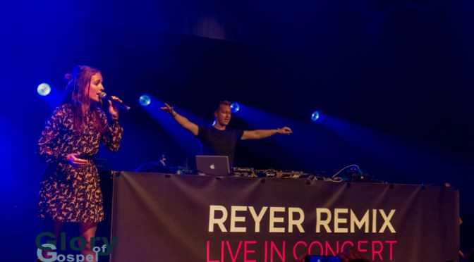 Foto's Reyer Remix in Concert Online!