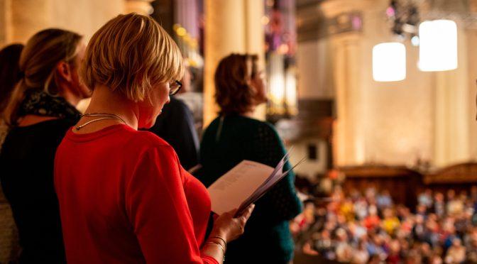 EO stelt opnames van liederen beschikbaar voor online kerkdiensten