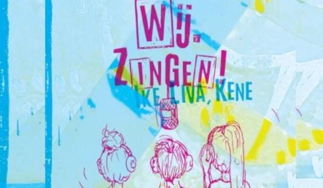 Nieuwe CD kinderen Kinga Ban: Wij. Zingen!