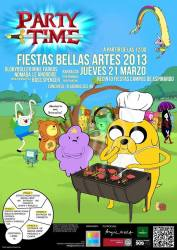 Bellas Artes Party (2013)