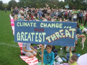 Stroud People's Climate March September 2014