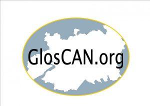 GlosCAN logo