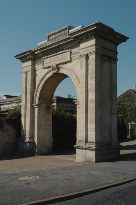 The Archway, Paganhill, Stroud