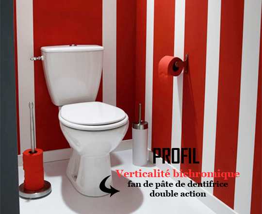 Idee Deco Toilette Awesome Idee Faience Wc Fabulous Idee