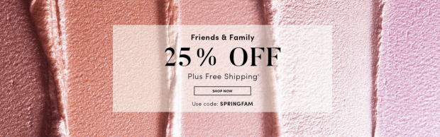 Cover FX Canada April Spring Friends and Family Sale Event - Glossense