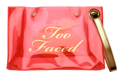 Too Faced Just Peachy Free Cosmetic Bag - Glossense