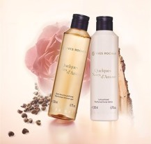 Yves Rocher Canada Second Free Gift Shower Gel Perfumed Body Lotion - Glossense