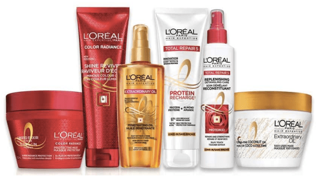 Canadian Freebies Free Full-Size L'Oreal Canada Hair Expertise Treatment Product - Glossense
