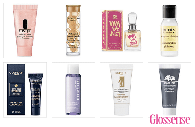 Hudsons Bay Company The Bay Free Gift with Purchases May 2018 GWP Offers - Glossense