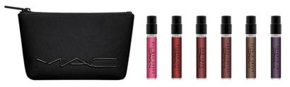 Mac Cosmetics Canada Free Makeup Bag and Perfume Set - Glossense