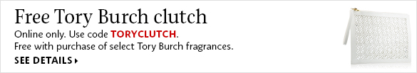 Sephora Canada Free Tory Burch Clutch - Glossense