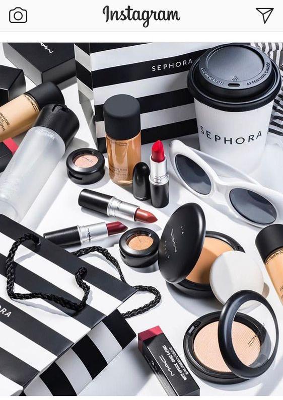 Sephora Canada Mac Cosmetics Coming to Sephora Canada Online - Glossense