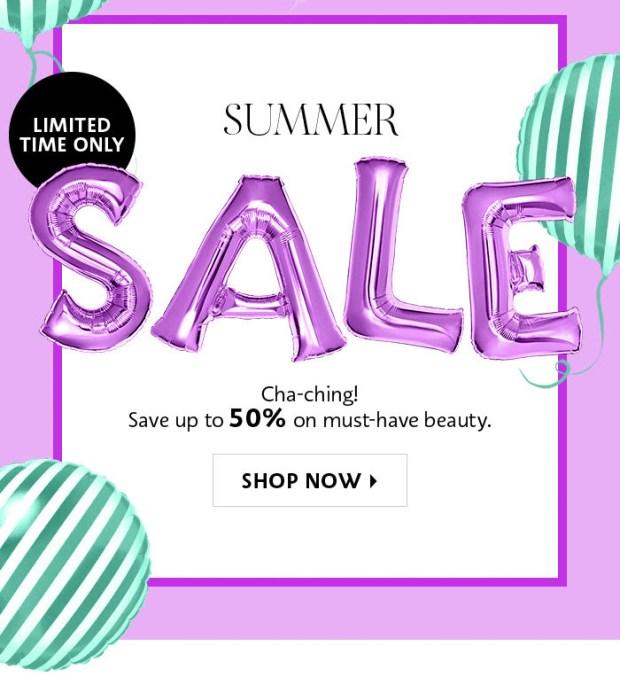 Sephora Canada Summer Sale 50% Off Beauty - Glossense