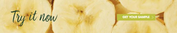 Garnier Canada Free Fructis Banana Hair Mask Treats Sample - Glossense