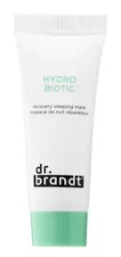 Sephora Canada Free Dr. Brandt Skincare Hydro Biotic Recovery Sleeping Mask Trial Sample - Glossense