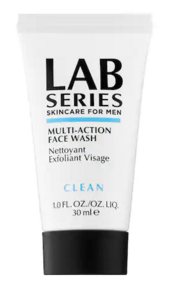 Sephora Canada Free LAB Series for Men Face Wash Trial Sample - Glossense