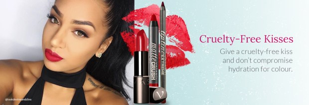 Vasanti Canadian Brand Canada Day 2018 Sale Save on lipstick and lip products - Glossense
