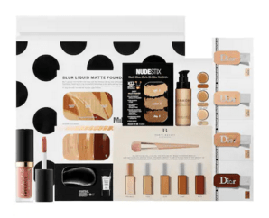 Sephora Canada Free Foundation Sample Set and Tarte Lip Paint July 2018 - Glossense