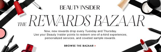 Sephora Canada Rewards Bazaar Free Canadian Stuff Freebies - Glossense