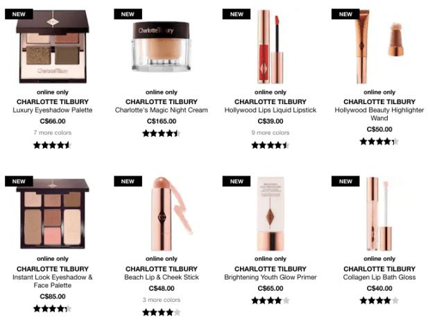 Charlotte Tilbury Canada Cosmetics Skin Care 4 - Glossense