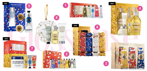 Sephora Canada Canadian L'Occitane Skincare Skin Care Beauty 2018 New Christmas Holiday Crackers & Gift Sets 2019 - Glossense