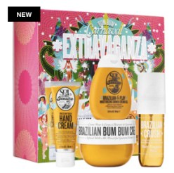 Sephora Canada Hot Canadian Deal New Sol de Janeiro Bum Bum Carnaval Extravaganza Christmas Holiday Gift Set - Glossense