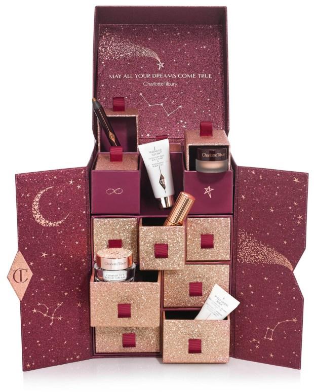 Charlotte Tilbury Canada Beauty Universe Makeup and Skincare Set 2018 2019 Canadian Christmas Holiday Advent Calendar - Glossense