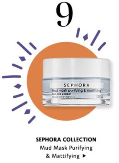 Sephora Canada Canadian Promo Code 10 Days Mystery Items Day 9 Free Sephora Collection Mud Mask Deluxe Sample - Glossense