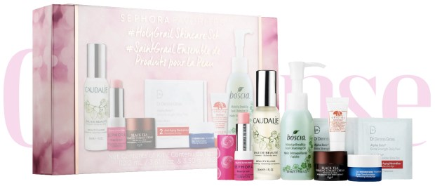 Sephora Canada Favorites Set Canadian Favourites Favorite Favourite Holy Grail Skin Care Skincare Collection - Glossense