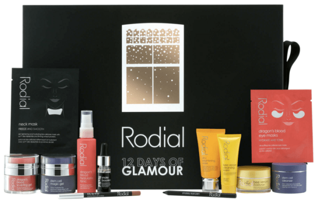 Beauty Boutique by Shoppers Drug Mart SDM Beauty Boutique Canada Rodial 12 Days of Glamour 2018 2019 Canadian Christmas Holiday Advent Calendar Unboxing - Glossense