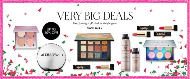 Sephora Canada 2018 Canadian Cyber Week Black Friday HOT Deals - Glossense