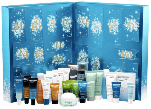 Shoppers Drug Mart Canada Beauty Boutique SDM Biotherm 2018 Canadian Advent Holiday Christmas Calendar Skincare - Glossense