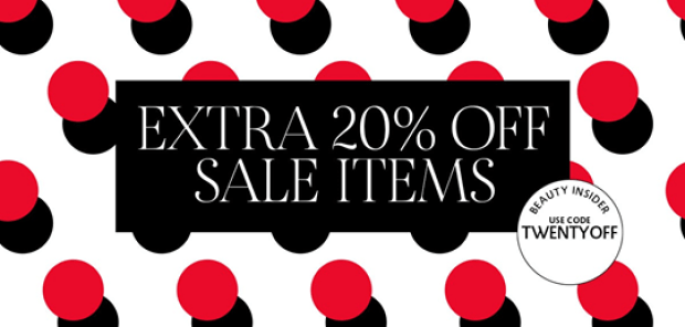 Sephora Canada Beauty Insider VIB Rouge Canadian Deals Deal Coupon Code Promo Offer Save End of Year Sale Event 2018 TWENTYOFF - Glossense