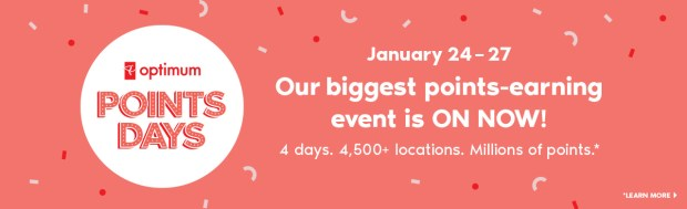 Shoppers Drug Mart Beauty Boutique SDM Canada Canadian PC Optimum Points Days On Now January 24 27 2019 - Glossense