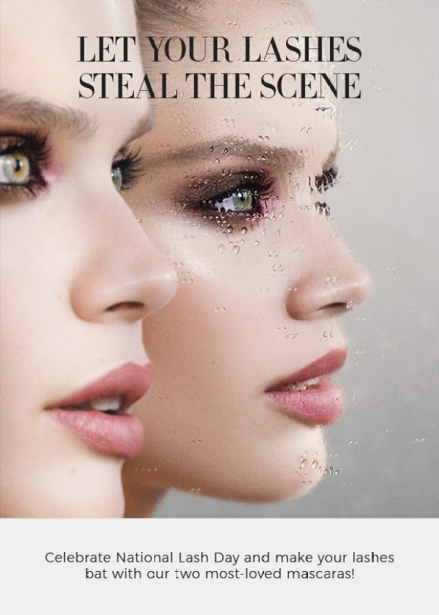 Giorgio Armani Beauty Canada 2019 Canadian National Lash Day Promotion Deal Promo Code Coupon Offer - Glossense
