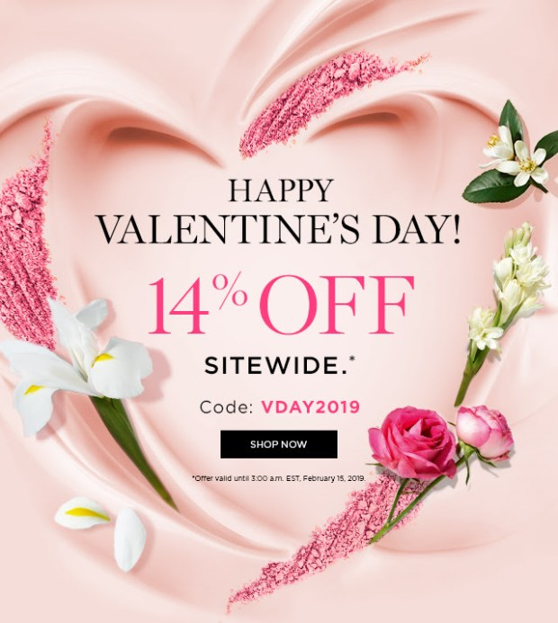 Lancome Canada 2019 Canadian Valentine's Day Promo Coupon Code Offer Love Special Sale Deals - Glossense