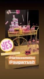 Tarte Cosmetics Canada Sugar Rush New Canadian Brand Alert Tarte Family Sister Brand Instagram Launch Party Makeup Make up Skincare Skin Care February 24 2019 25 - Glossense