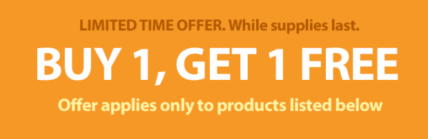Murad Canada Canadian Deals BOGO Buy One Get One Free B1G1F Buy 1 Get 1 Free - Glossense