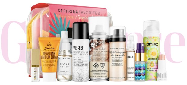 Sephora Canada Favorites Set Kit Canadian Favourites Favorite Favourite Beauty Festival Faves Set Kit Favs Makeup Skincare Summer - Glossense