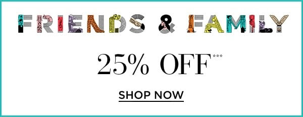 Saks Fifth Avenue Canada Canadian Beauty Deals Friends and Family Sale Event 25 Percent Offer Spring April 2019 - Glossense