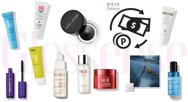 Sephora Canada Canadian Beauty Insider Rewards Free Stuff Freebies VIB Rouge April 2019 - Glossense