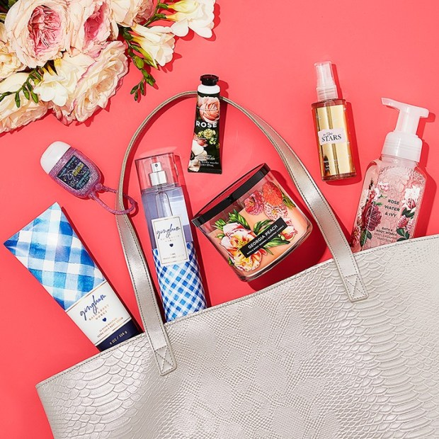 Bath and Body Works Canada Canadian Deals Mother's Day Tote Bag 2019 Skincare Beauty - Glossense