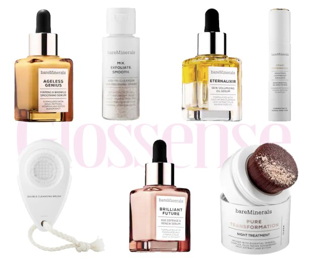 Sephora Canada Hot Summer 2019 Canadian Sale Save on BareMinerals Skincare Beauty Face Body Products May 2019 - Glossense
